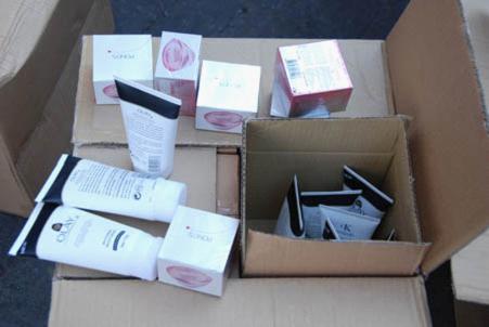 化妆品进口报关案例