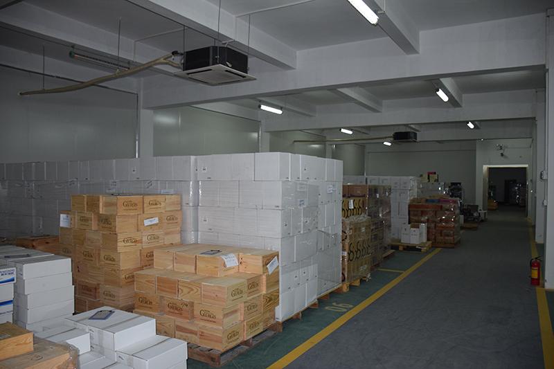专业货物仓储环境