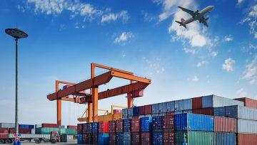 今年前4个月我国外贸进出口值增长8.9%